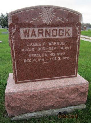 WARNOCK, REBECCA - Dallas County, Iowa | REBECCA WARNOCK