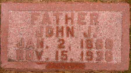 WELBY, JOHN J. - Dallas County, Iowa | JOHN J. WELBY