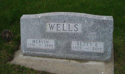 WELLS, MERVIN - Dallas County, Iowa | MERVIN WELLS