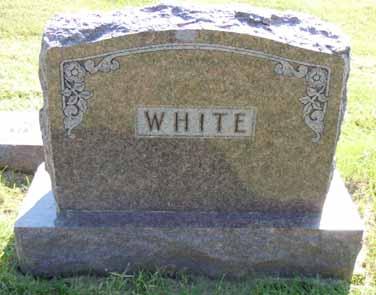 WHITE, FAMILY STONE - Dallas County, Iowa | FAMILY STONE WHITE