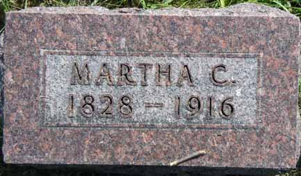 WHITE, MARTHA C - Dallas County, Iowa | MARTHA C WHITE