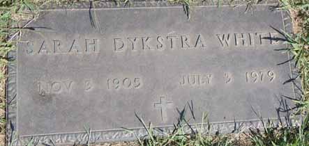 DYKSTRA WHITE, SARAH - Dallas County, Iowa | SARAH DYKSTRA WHITE
