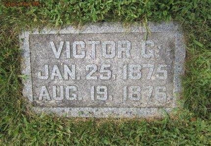 WHITE, VICTOR G - Dallas County, Iowa | VICTOR G WHITE