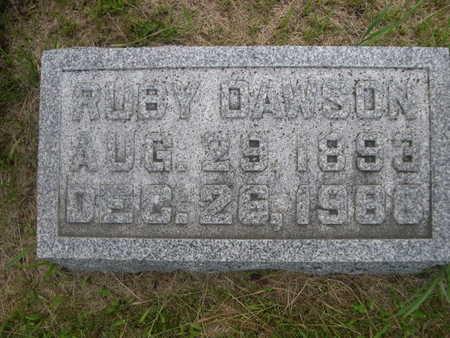 WICKS, RUBY DAWSON - Dallas County, Iowa | RUBY DAWSON WICKS