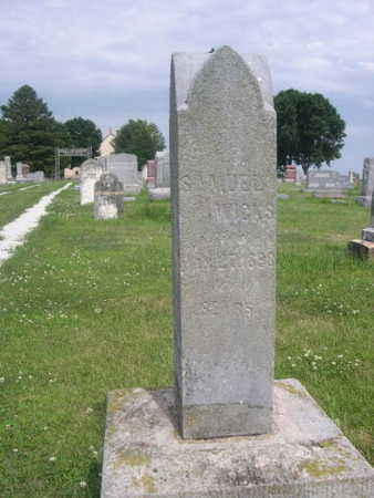 WICKS, SAMUEL - Dallas County, Iowa | SAMUEL WICKS