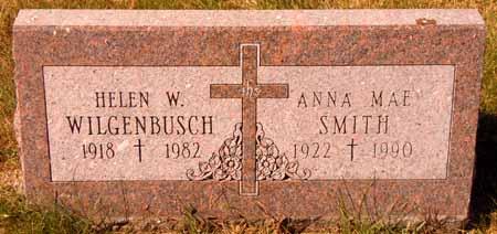 WILGENBUSCH, HELEN W. - Dallas County, Iowa | HELEN W. WILGENBUSCH