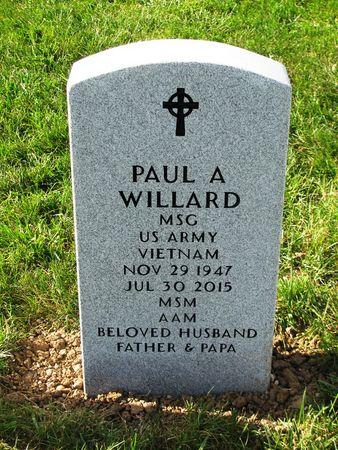 WILLARD, PAUL A - Dallas County, Iowa | PAUL A WILLARD