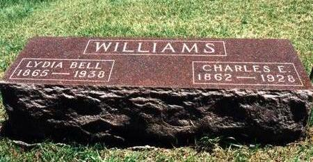 WILLIAMS, CHARLES - Dallas County, Iowa | CHARLES WILLIAMS