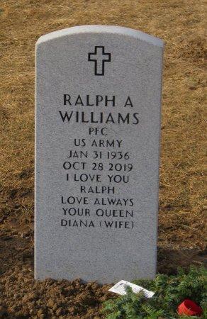 WILLIAMS, RALPH A - Dallas County, Iowa | RALPH A WILLIAMS