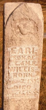 WILLIS, EARL - Dallas County, Iowa | EARL WILLIS