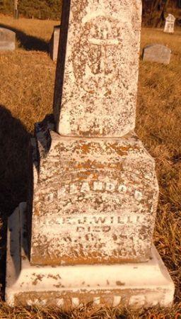 WILLIS, ORLANDO C. - Dallas County, Iowa   ORLANDO C. WILLIS