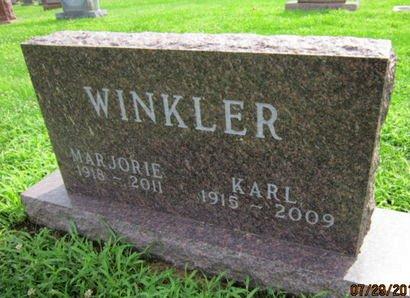 WINKLER, KARL - Dallas County, Iowa | KARL WINKLER