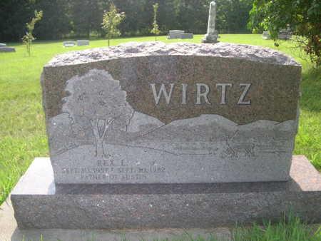 WIRTZ, REX L. - Dallas County, Iowa   REX L. WIRTZ
