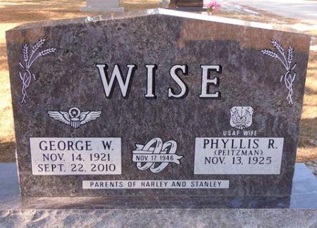 WISE, GEORGE W. - Dallas County, Iowa | GEORGE W. WISE