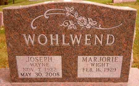 WOHLWEND, JOSEPH WAYNE - Dallas County, Iowa | JOSEPH WAYNE WOHLWEND