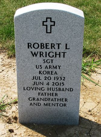 WRIGHT, ROBERT L - Dallas County, Iowa | ROBERT L WRIGHT