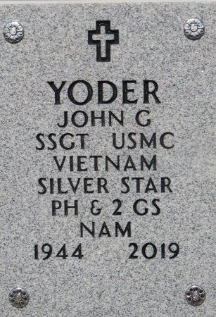 YODER, JOHN G - Dallas County, Iowa | JOHN G YODER