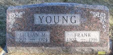 GRADY YOUNG, LILLIAN M. - Dallas County, Iowa | LILLIAN M. GRADY YOUNG