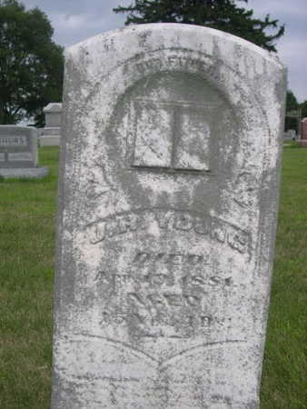 YOUNG, J. H. - Dallas County, Iowa | J. H. YOUNG