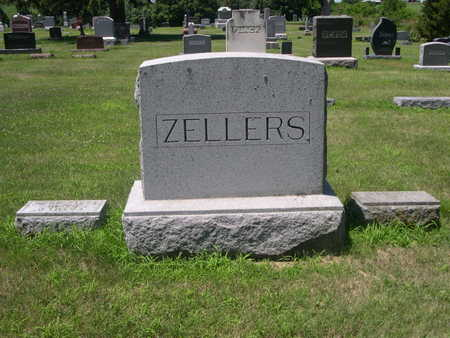 ZELLERS, LAURA V. - Dallas County, Iowa | LAURA V. ZELLERS