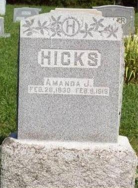 HICKS, AMANDA - Davis County, Iowa | AMANDA HICKS