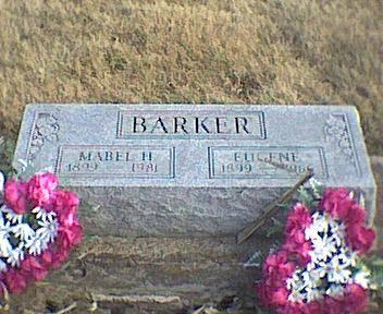 BARKER, EUGENE - Davis County, Iowa | EUGENE BARKER