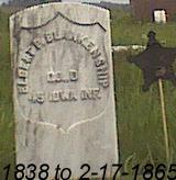 BLANKENSHIP, ELBERT P - Davis County, Iowa | ELBERT P BLANKENSHIP