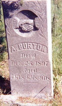 BURTON, LEWIS ANDREW - Davis County, Iowa | LEWIS ANDREW BURTON