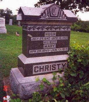 CHRISTY, MARY - Davis County, Iowa | MARY CHRISTY