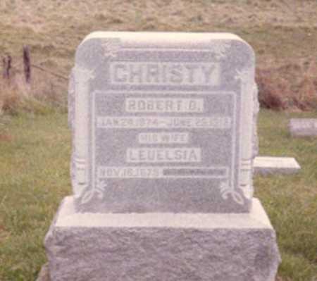 CHRISTY, ROBERT D - Davis County, Iowa | ROBERT D CHRISTY