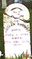 CHRISTY, WILLIAM - Davis County, Iowa   WILLIAM CHRISTY