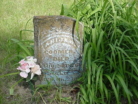 COMER, ABIJAH - Davis County, Iowa | ABIJAH COMER