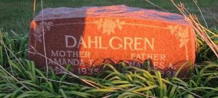 DAHLGREN, AMANDA T & CHARLES A. - Davis County, Iowa | AMANDA T & CHARLES A. DAHLGREN