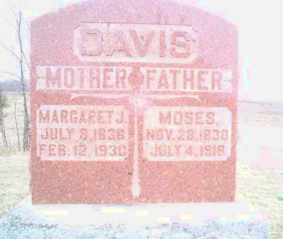 DAVIS, MOSES - Davis County, Iowa | MOSES DAVIS