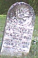 DOKE, HAMILTON H - Davis County, Iowa   HAMILTON H DOKE