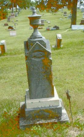 GRINSTEAD, RICHARD H. - Davis County, Iowa | RICHARD H. GRINSTEAD