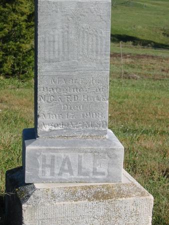 HALE, MABLE M. - Davis County, Iowa   MABLE M. HALE