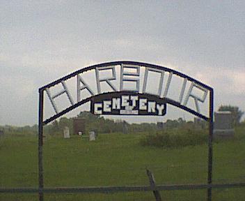 HARBOUR, CEMETERY - Davis County, Iowa | CEMETERY HARBOUR