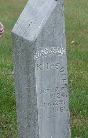KNEEDLER, JACKSON - Davis County, Iowa | JACKSON KNEEDLER