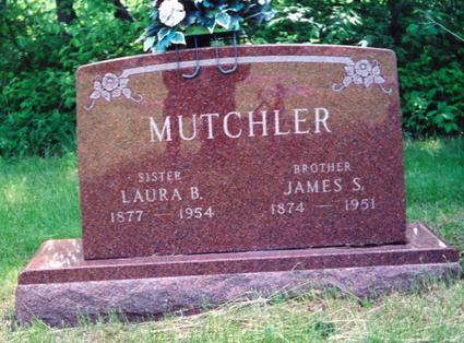 MUTCHLER, LAURA - Davis County, Iowa | LAURA MUTCHLER