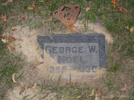 NOEL, GEORGE W. - Davis County, Iowa | GEORGE W. NOEL