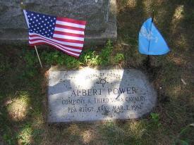 POWER, ALBERT - Davis County, Iowa | ALBERT POWER