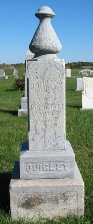 QUIGLEY, JOHN A. - Davis County, Iowa | JOHN A. QUIGLEY