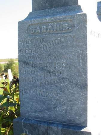 QUIGLEY, SARAH S. - Davis County, Iowa   SARAH S. QUIGLEY