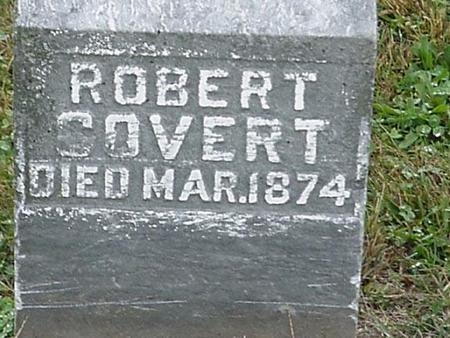 COVERT, ROBERT - Davis County, Iowa | ROBERT COVERT