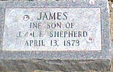 SHEPARD, JAMES - Davis County, Iowa | JAMES SHEPARD