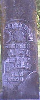 SHEPHERD, ELIZABETH - Davis County, Iowa | ELIZABETH SHEPHERD