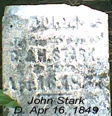 STARK, JOHN - Davis County, Iowa   JOHN STARK