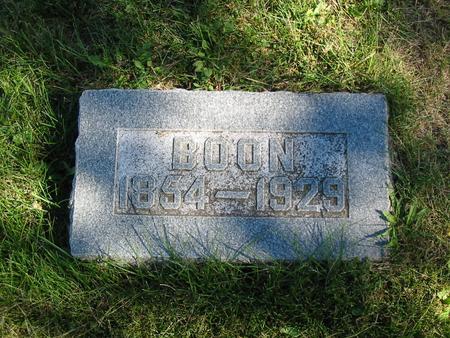 SWINNEY, BOON - Davis County, Iowa | BOON SWINNEY