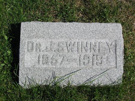 SWINNEY, DR. JOSIAH - Davis County, Iowa | DR. JOSIAH SWINNEY